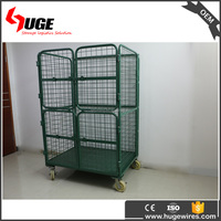 Foldable Transport Warehousemetal Pack And Roll