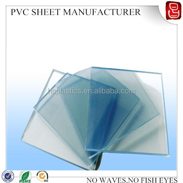 3mm thick tint pvc sheet/ rigid pvc film/ transparent pvc sheet