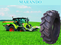 MARANDO Tire for Tractor 6.00-16 R1