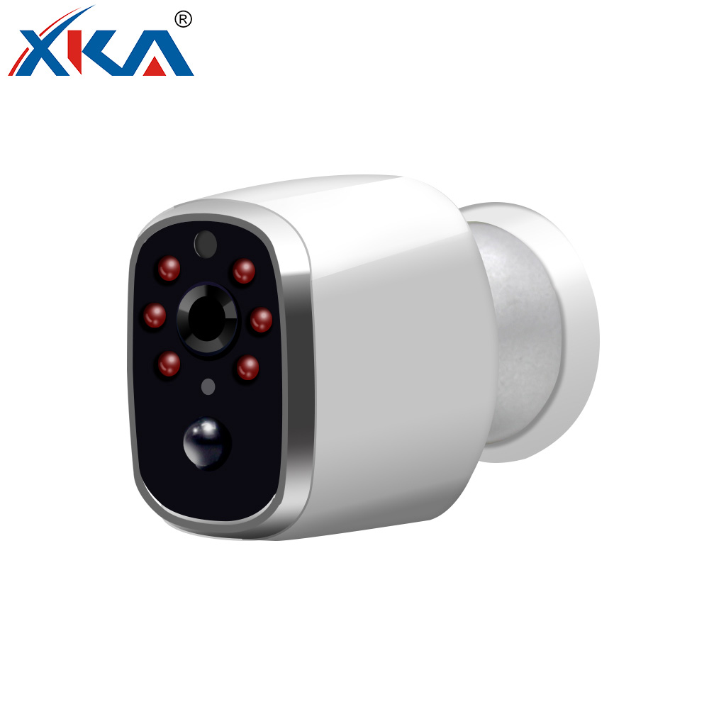 Outdoor Small CCTV Backup Battery Operated Outdoor Wireless Security Camera
