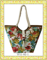 2013 new design promotional cotton handbag