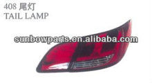 TAIL LAMP FOR PEUGEOT 408 NEW MODEL,Car Spare part