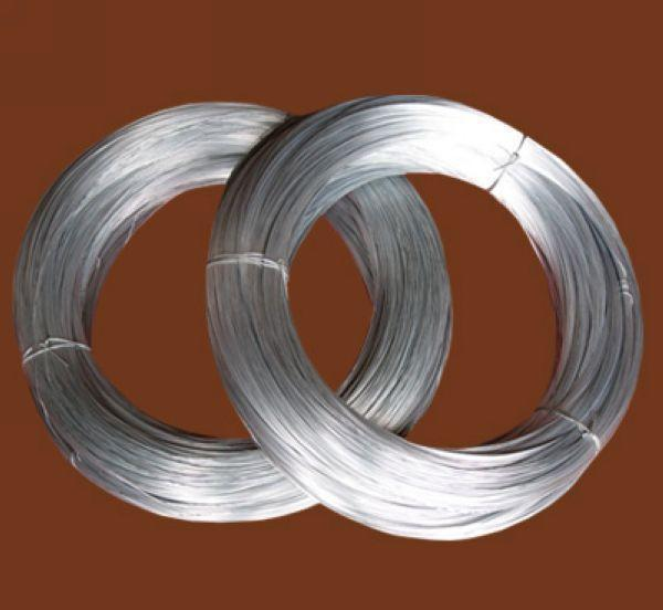 SAE1006 Electro Galvanized Iron Wire 12 Gauge Galvanized Binding Wire