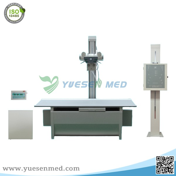 YSX500G China 50kW/500mA low price high frequency X-ray machine