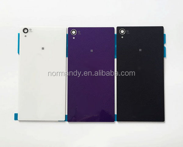 Back battery cover for sony xperia Z1 L39H C6902 C6903 battery cover door housing
