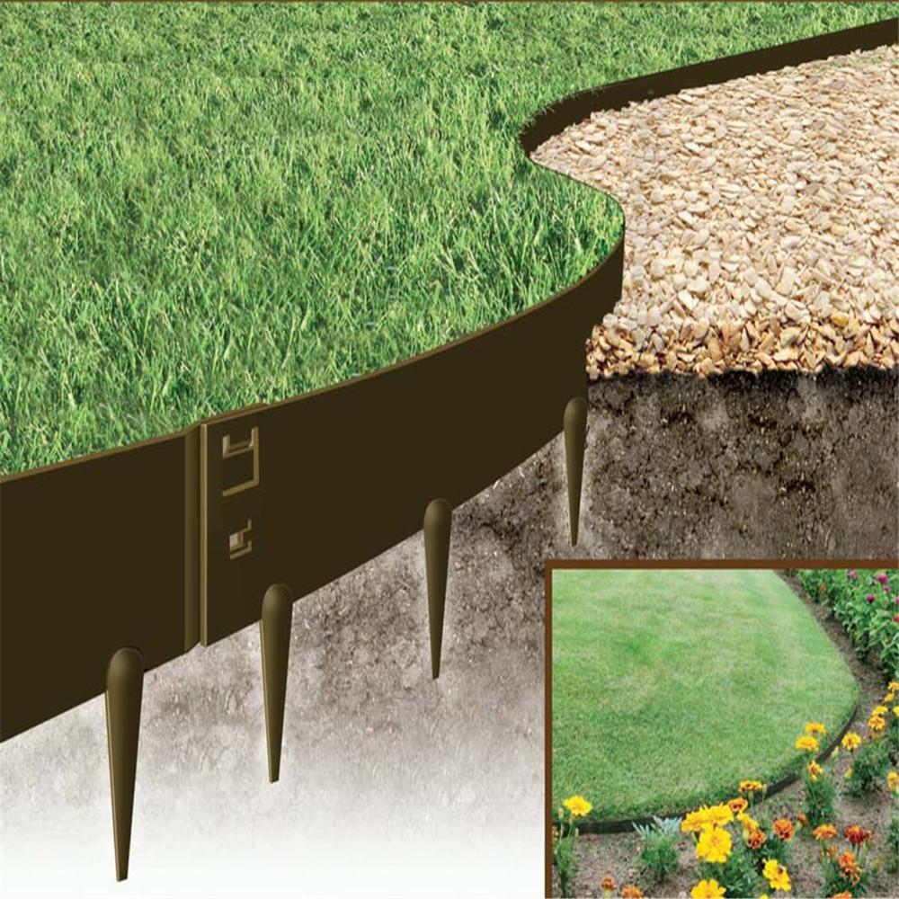 Customized Decorative Corten Steel Garden Edging - Buy Corten Edging ...