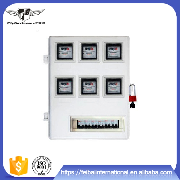 Customized low price Excellent Electric Performances utility meter box