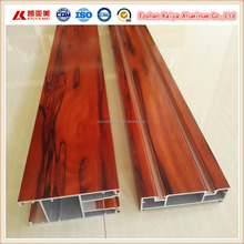 Aluminum sliding exterior & interior door