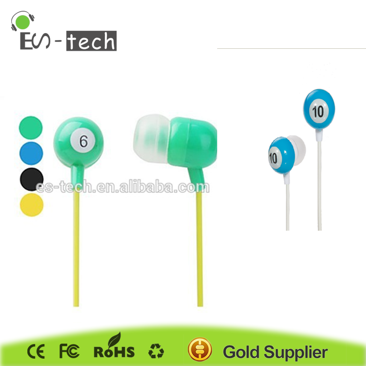 Stereo Electronics Mp3 MP4 OEM Earphones
