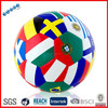 Colorful promotional high quality soccer ball and goal