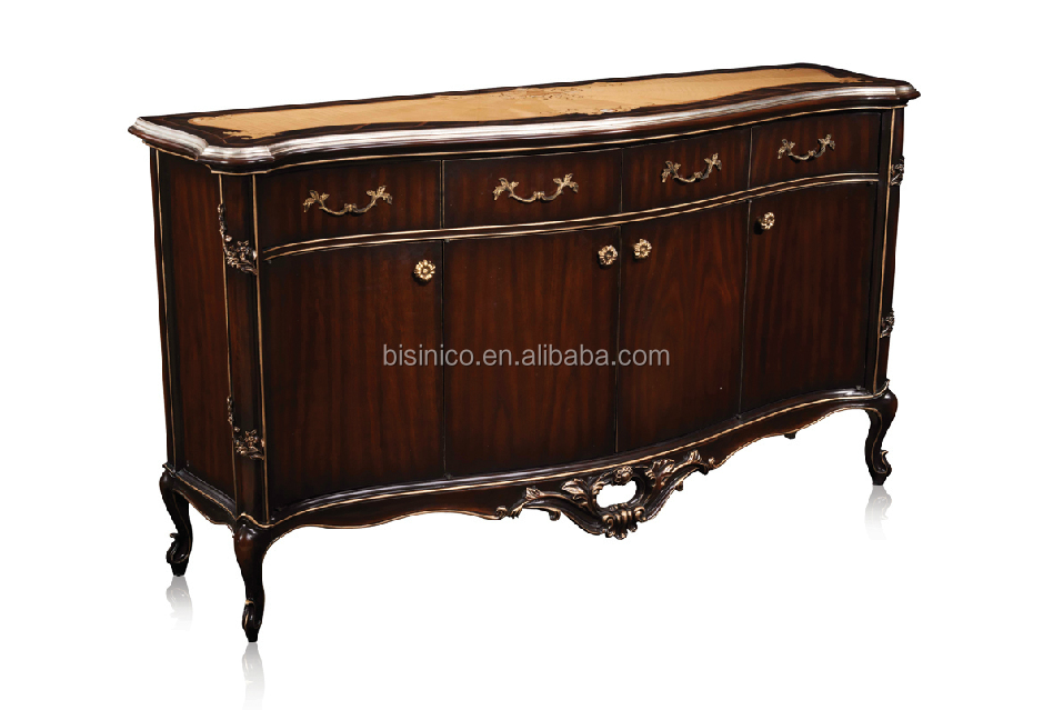 Bisini Living Room Solid Wood Console Table Antique Luxury Cosole Table View Antique Console