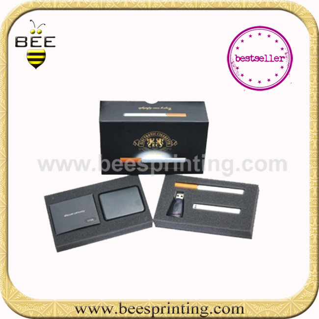 Gift Electronic Cigarette Box, High quality paper electronic cigarette display box