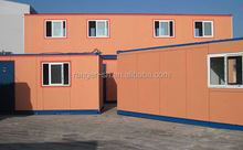 Insulation and water&fireproof /Prefab modular container home/living container house for sale