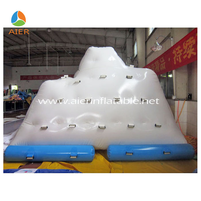 Adult Inflatable Water Floating Climbing Mountain