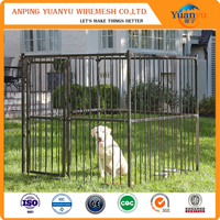 pvc coated/galvanized dog kennel/dog runs