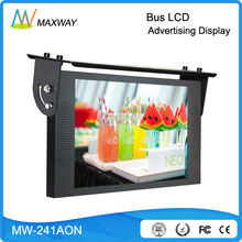 19 22 24 Inch 3G 4G Network Android Bus Station Lcd