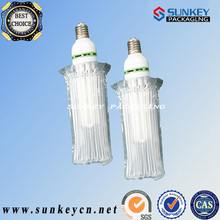 protective air bubble bag for LED light packaging