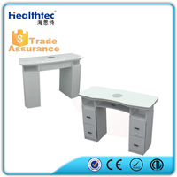New nail bar wholesale manicure table and chair