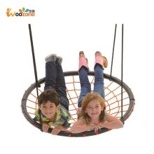 china factory direct sale outdoor children two seat patio swing