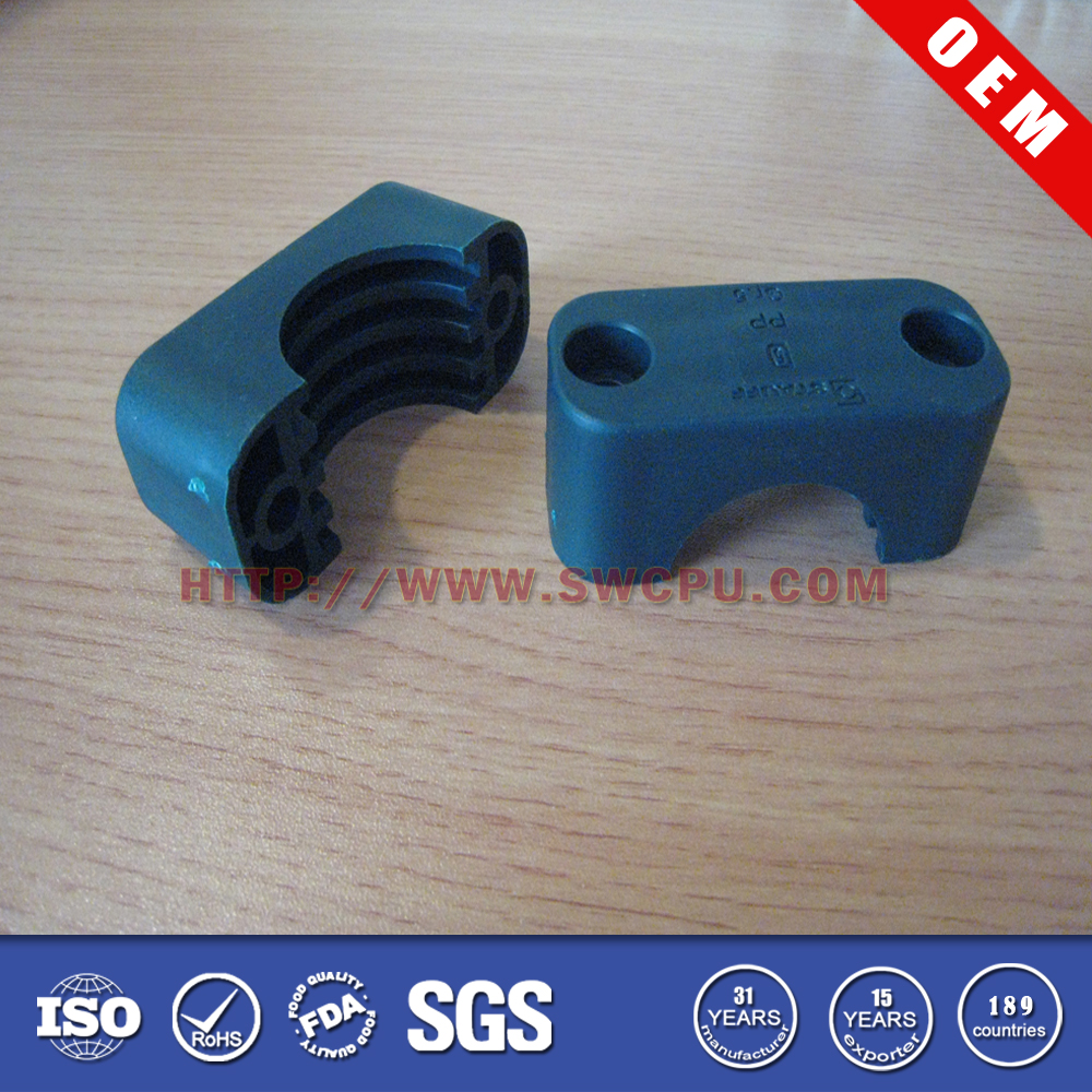 C Plastic Rod Cross Clamps