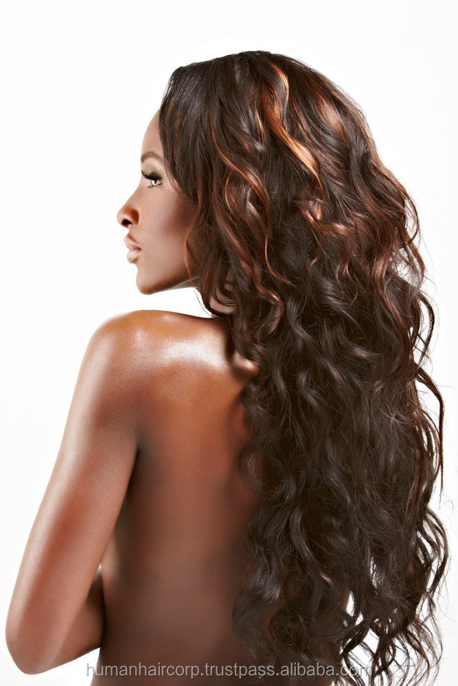 looking for exclusive distributor in India 100% brazilian body wave hair extension