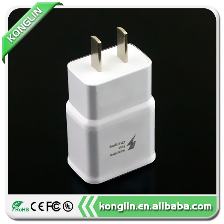 Factory original high quality usa home charger,cell phone charger cable,car wired charger made in China