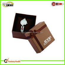 china beautiful gift paper box for watch hot sale