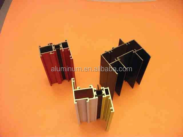 extruded aluminum profiles prices cheap aluminum section