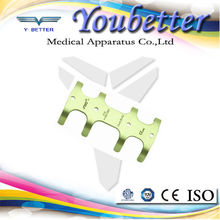 Rib Plates orthopedic implant suzhou youbetter medical apparatus orthopedic instrument