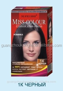 Permanent Hair Dye Cream 12 Colors Hair Coloring