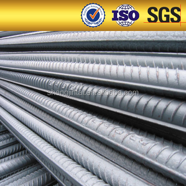 2017 manufacturers rebar 8mm 16mm iron rod reinforced deformed steel bar for construction