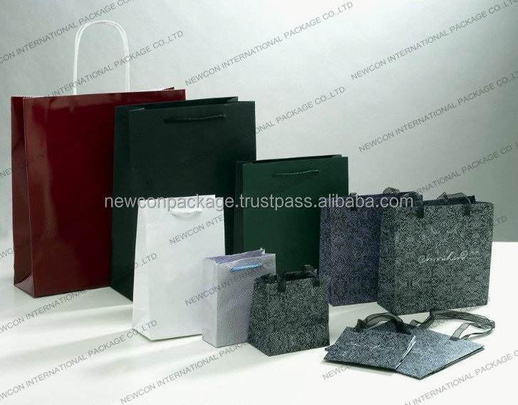 All kinds Printing paper bag Manufacturer in Guangzhou City China