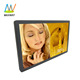 16:9 LCD monitor HD input digital photo frame 20 inch