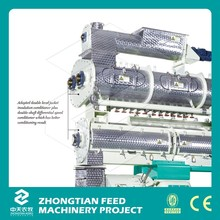 chicken and pig feed making machine /feed pellet mill for animal and poultry farming