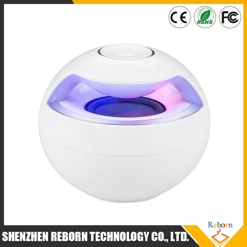 2015 New LED Speaker Model Sports Wireless LED Portable Speaker AJ 69 Bluetooth Speaker