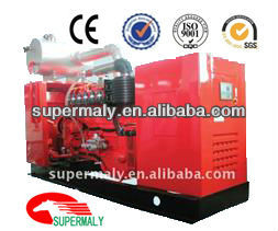 CE Approved wood gas generator
