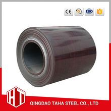 ms corrugated pre-painted steel sheets