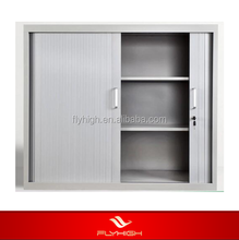 Dental overhead office cabinets with roller doors