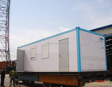 high quality and low cost EPS sandwich panel prefabricated container house
