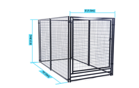outdoor welded wire mesh temporary dog fencing