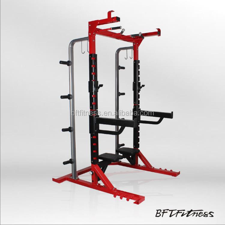 used hammer strength power rack 1