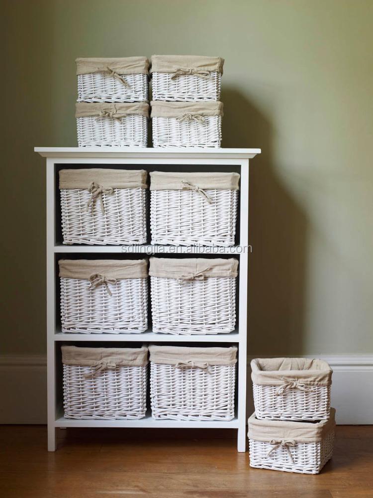 Shabby Chic Wooden Wicker Drawers Design New Model Furniture Living Room Buy Furniture Living