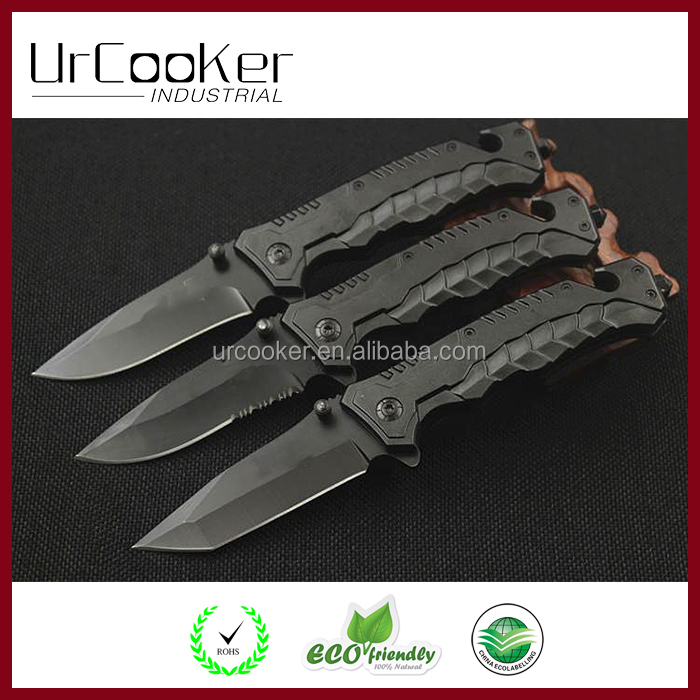 Folding pocket knife survival tactical camping knife outdoor combat Military knife