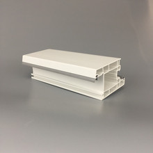 competitive price pvc profile window frame, profiles of inox