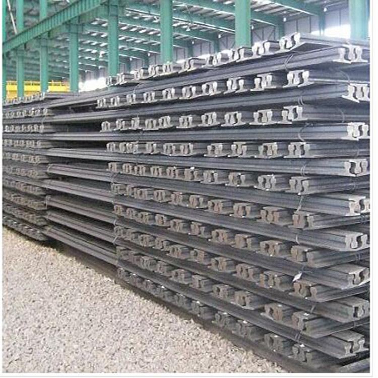 Low price s22 light steel rail