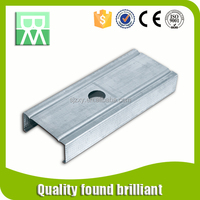 Galvanized Steel Frame Steel Profile