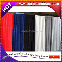 ESI factory competitive price cheap backdrop stand pipe & drape road case