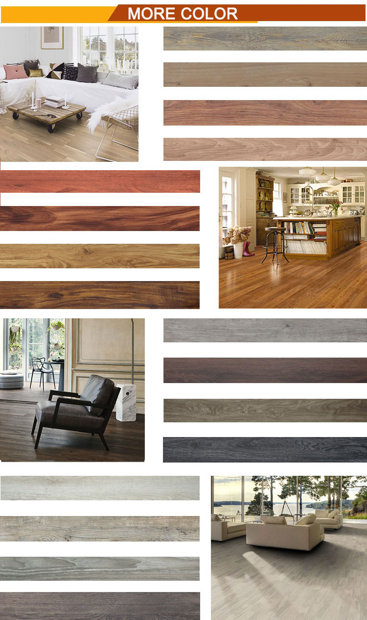Made in China 7mm Vinyl Plank Flooring WPC flooring