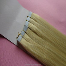 russian hair double drawn cheap invisible tape hair extensions