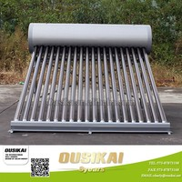 Ousikai Manufacturer Pre-heated Solar Hot Water Heater With copper coil